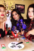 Hailey Baldwin, Emily Ratajkowski and Bella Hadid