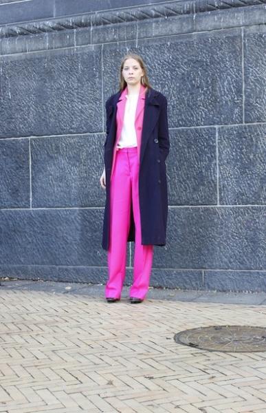 Copenhagen Fashion Week Street Style Fall/Winter 2013