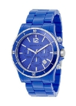 Michael Kors Blue Polyurethane Ladies Watch