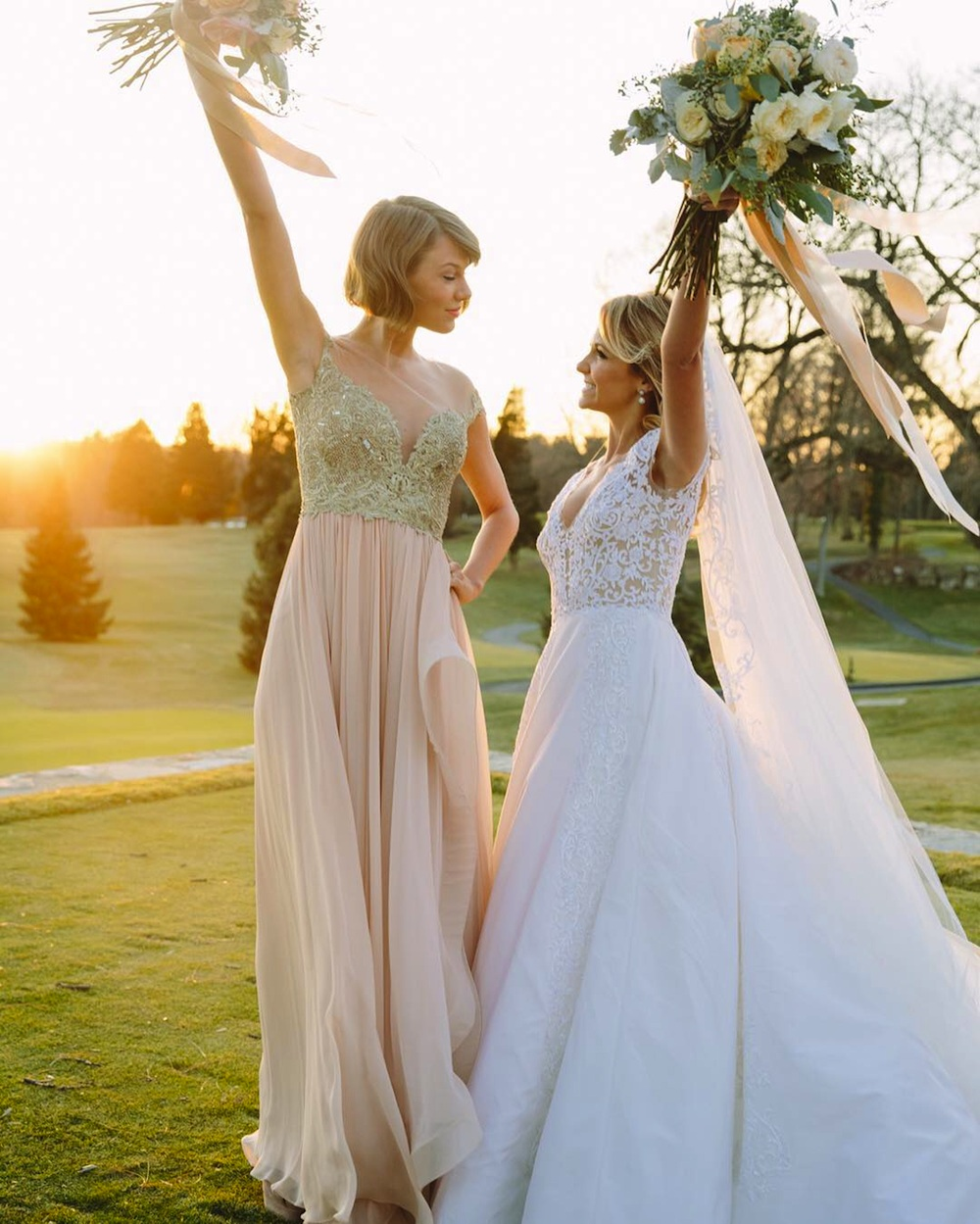 Celebrity Wedding Guests: What Celebs Wear to Weddings - theFashionSpot