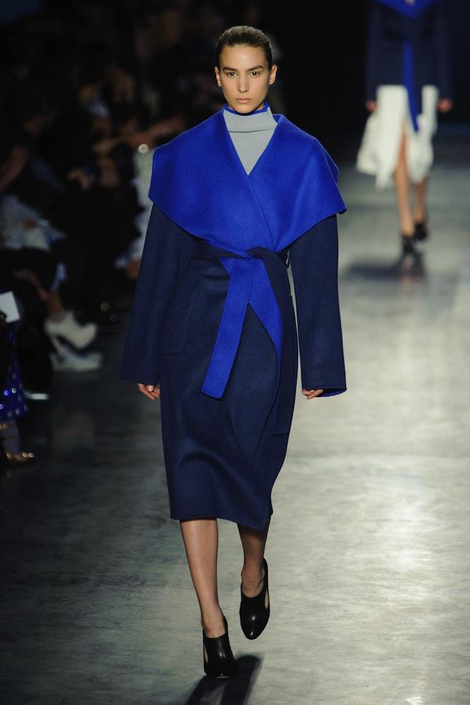 Robe Coat at Altuzarra