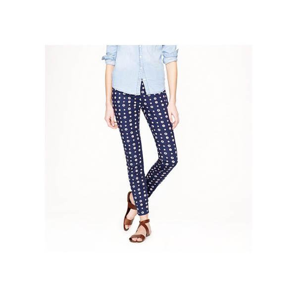 Printed Pants: