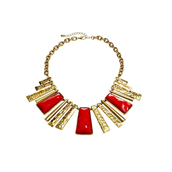 Bold, statement jewelry