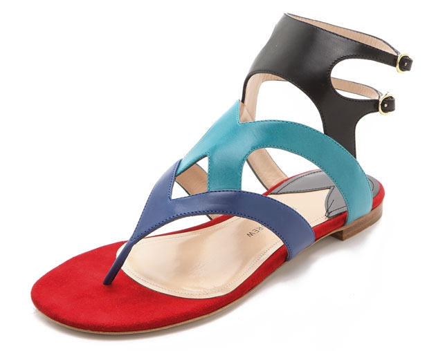 Sahara Sandals by Paul Andrew