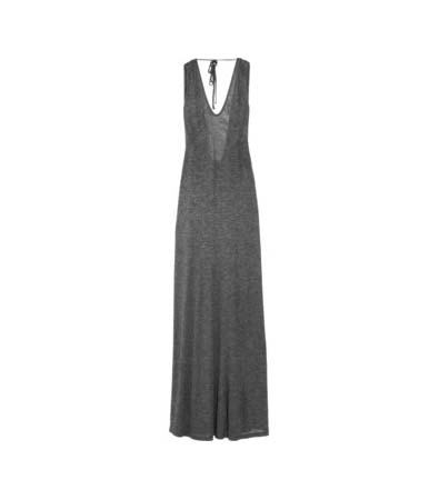 Elizabeth and James Molly Open-Back Jersey Maxi Dress