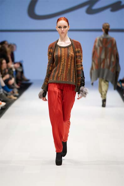 LINE Knitwear Fall/Winter 2012