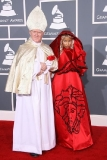 Nicki Minaj at the 54th Annual Grammy Awards