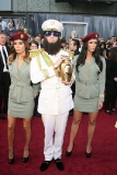 Sacha Baron Cohen at the 84th Annual Academy Awards