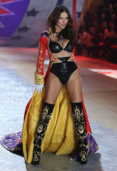 The Victoria's Secret Runway Show: See Every Model, Every Look