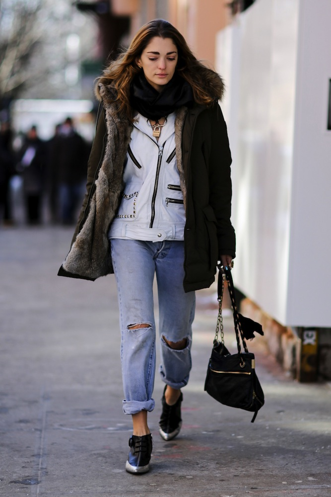 Your Daily Street Style Fix: February 11, 2014
