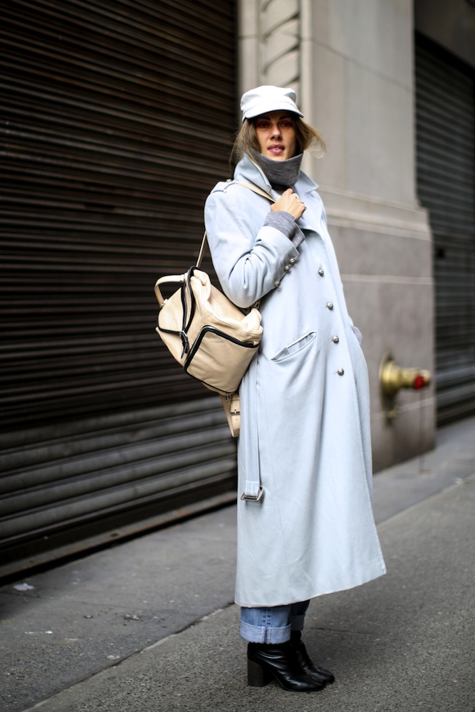 Your Daily Street Style Fix: February 9, 2014