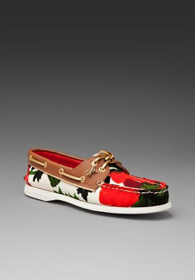 Feminine Boat Shoes