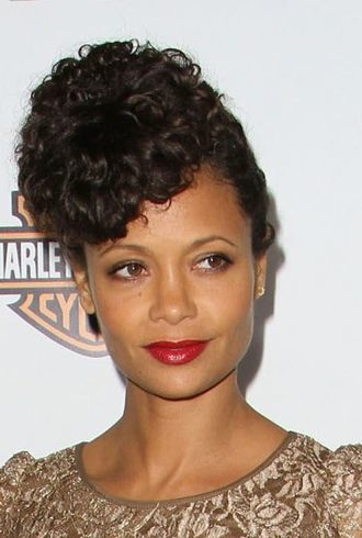 Thandie Newton Good Deeds Premiere Los Angeles cropped