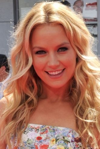 Becki Newton world premiere of The Three Stooges Los Angeles cropped