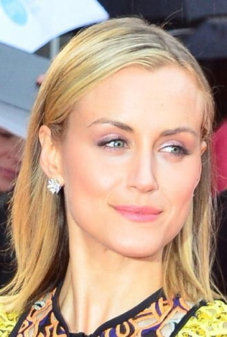 Taylor Schilling The Lucky One UK film premiere London cropped
