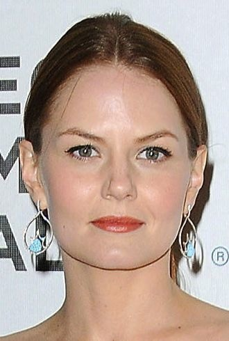 Jennifer Morrison 2012Tribeca Film Festival Knife Fight premiere New York City cropped