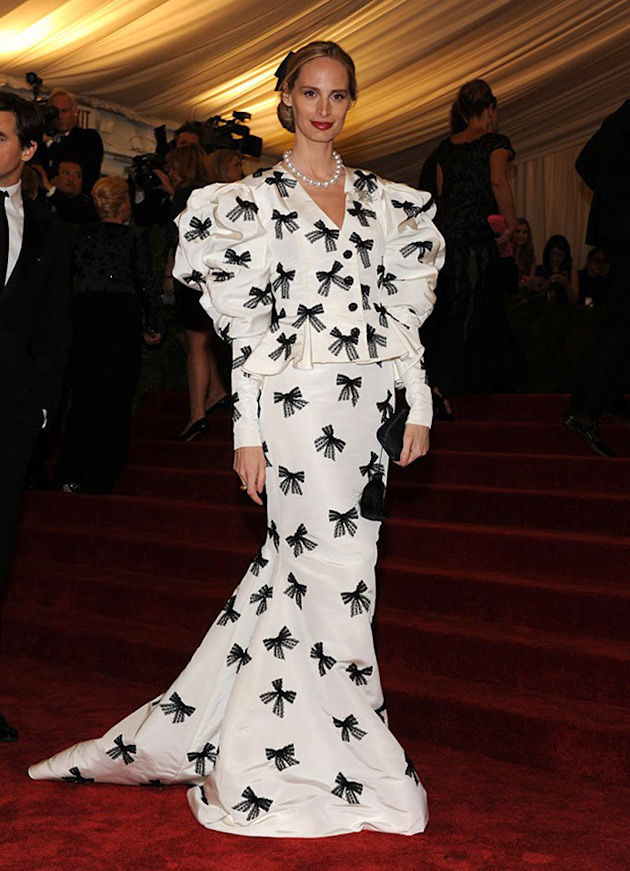 Lauren Santo Domingo at Met Gala