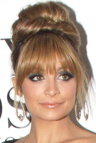 Nicole Richie 40th Annual Fifi Awards New York City cropped