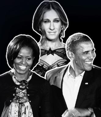 Sarah Jessica Parker for Obama