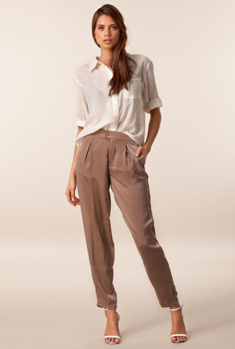forum buys - Jeane Blush pants