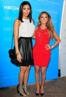 Adrienne Bailon and Julissa Bermudez are the Empire Girls: Closed Set with Julie Bensman