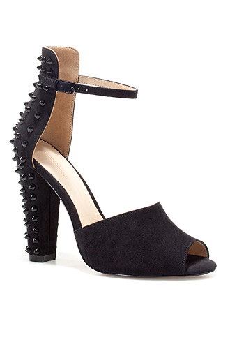 forum buys - Zara studded high heel sandal