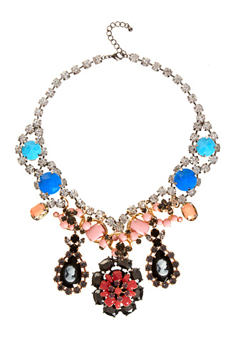 Asos statement necklace