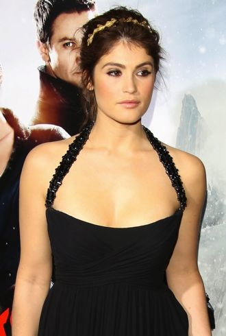 Gemma Arterton premiere of Hansel Gretel Witch Hunters Los Angeles cropped