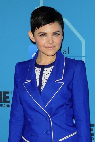 Ginnifer Goodwin Listerine 21 Day Challenge Kick off New York City cropped