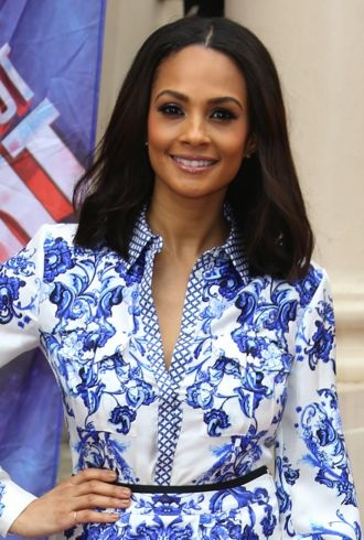 Alesha Dixon Britains Got Talent press launch London cropped