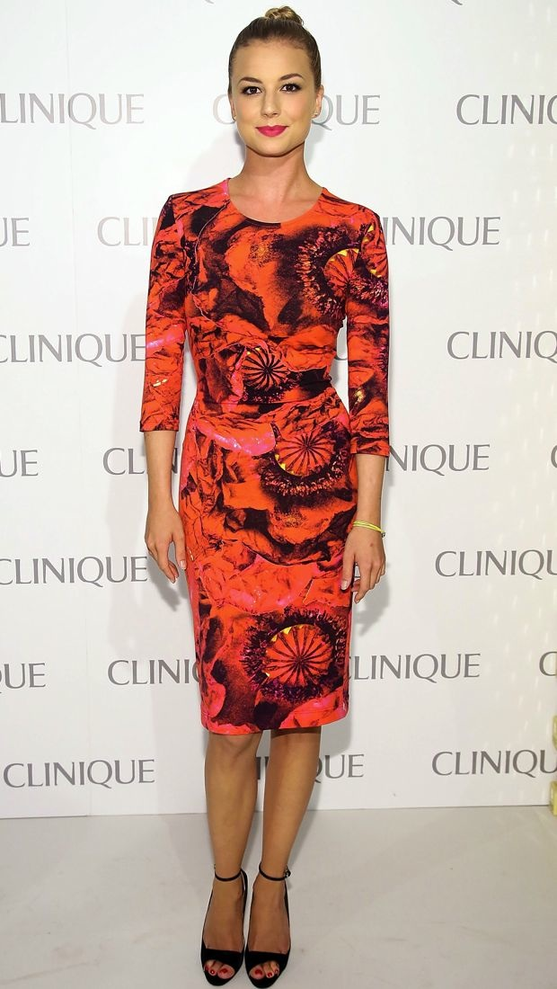 Emily-VanCamp-Dramatically-Different-Party-Hosted-By-Clinique-New-York-City