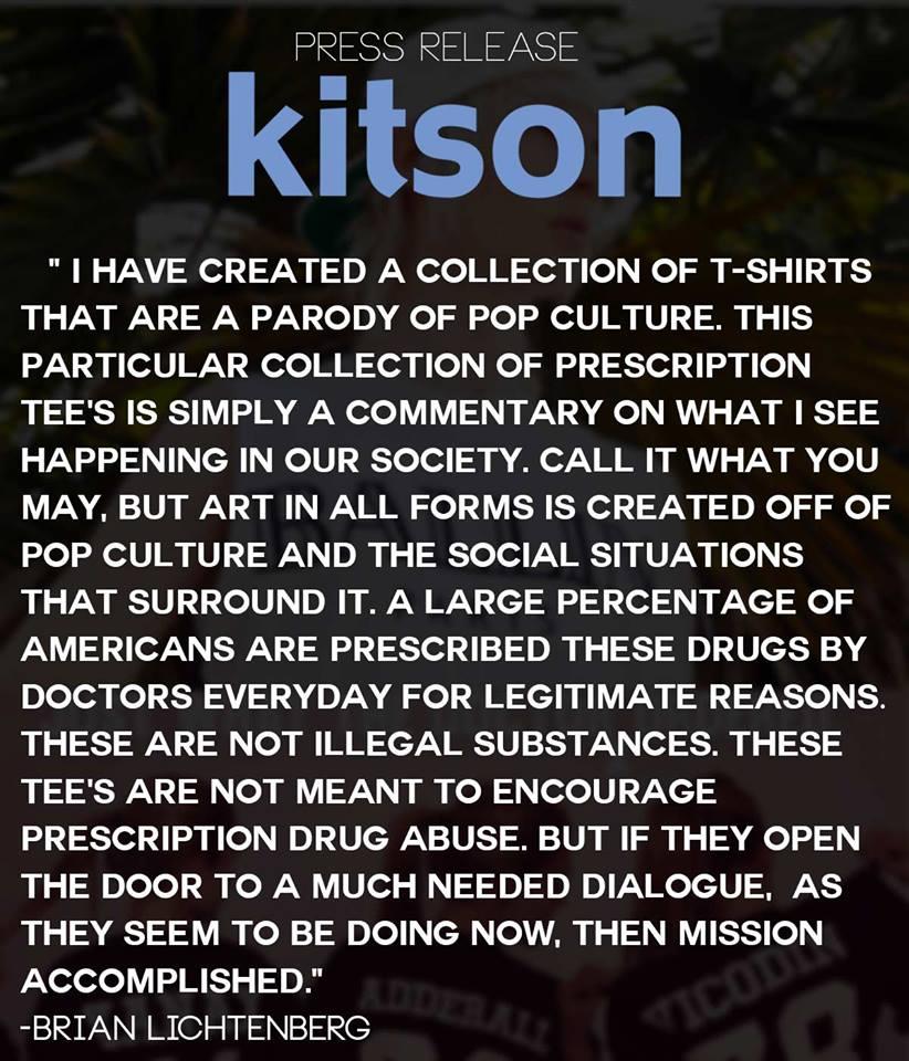 Image: Facebook / Shop Kitson