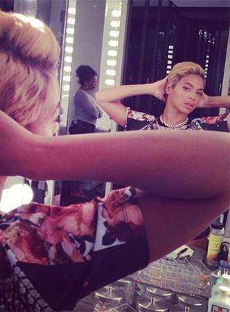 Image: Instagram/Beyonce