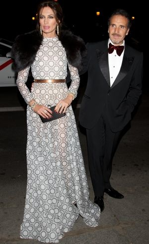 Nieves-Alvarez-and-husband-Marco-Severini-the-Cartier-Exhibition-Gala-presentation-Madrid-Oct-2012