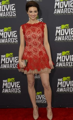 Two To Watch Teen Wolf Co Stars Holland Roden And Crystal Reed