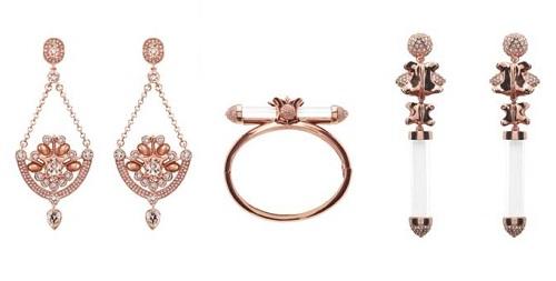 Eshvi Jewellery from PPQ show