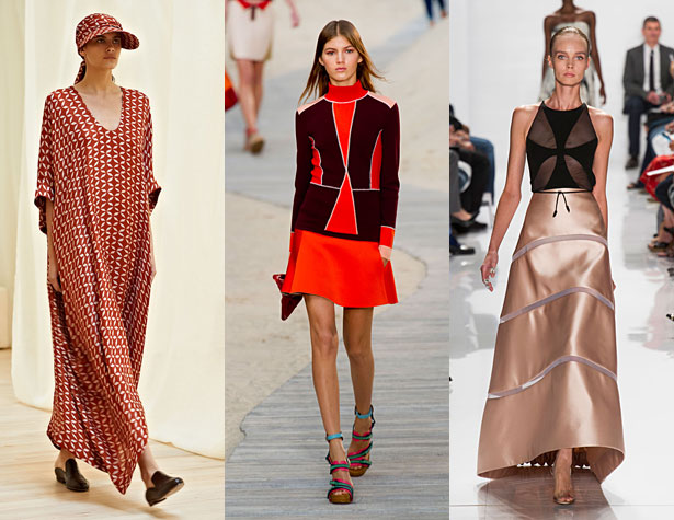 The Hits: The Row, Tommy Hilfiger, Ralph Rucci. Images via IMAXtree