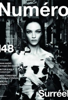 Mariacarla Boscono Stars On Striking New Numéro Cover (Forum Buzz)
