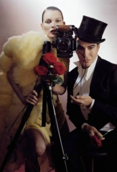 John Galliano Is Guest Fashion Editor of UK Vogue's December Issue (Forum Buzz)