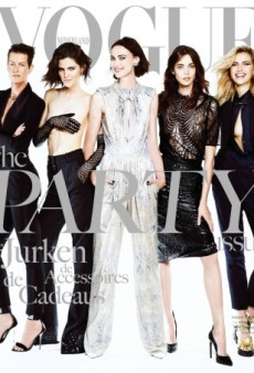 Vogue Netherlands Does The December Party Theme Wrong (Forum Buzz)