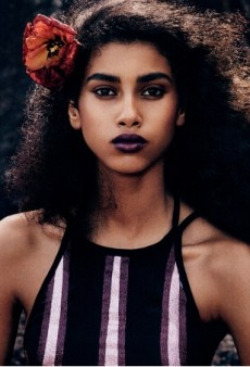A Star is Born: Imaan Hammam Rules the January Issue of US Vogue (Forum Buzz)