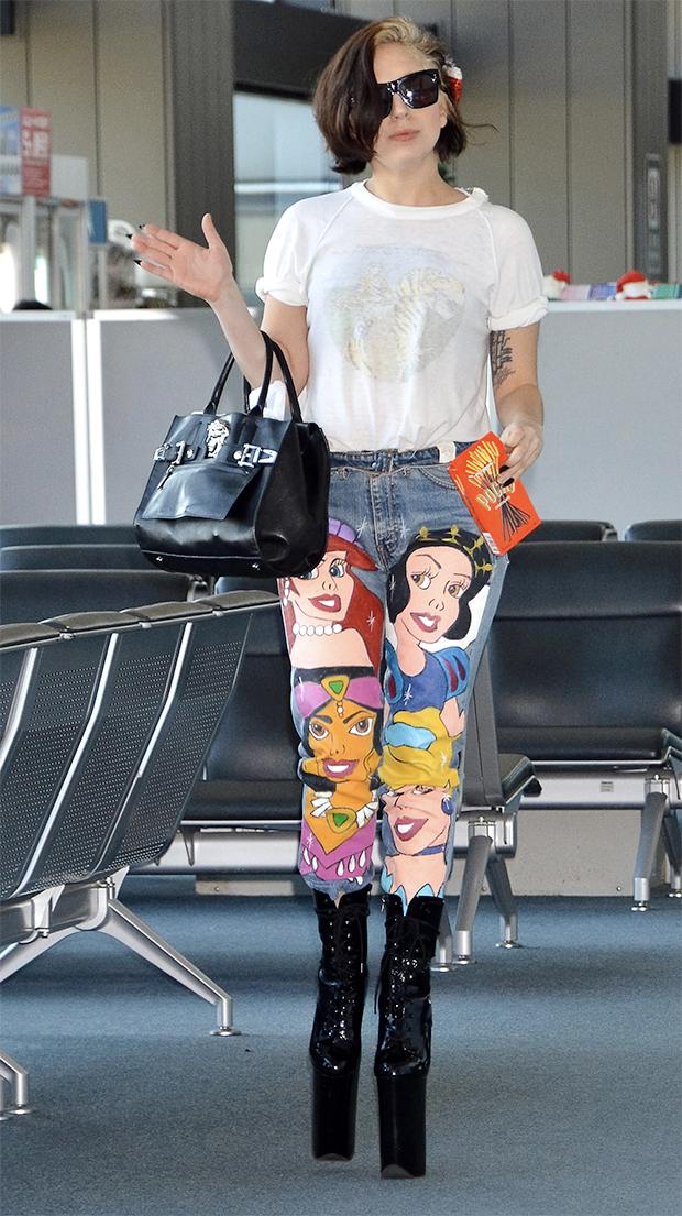 Lady Gaga / Image: WENN.com