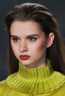 Ultra Made-Up Beauty for Ruffian Fall 2014