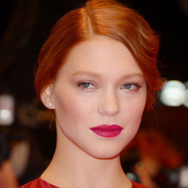 Be Bold With Lea Seydoux S Stunning Beauty Look