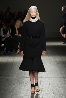 Ports 1961 Presents Investment Pieces with Some Interest for Fall 2014 (Runway Review)