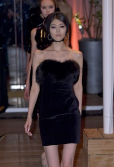 PPQ Fall 2014: A 60s Vibe that's More Austin Powers than James Bond (Runway Review)