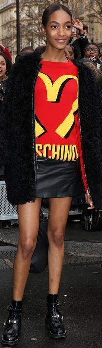 Jourdan-Dunn-Paris-Fashion-Week-Fall-2014-Feb-2014-3