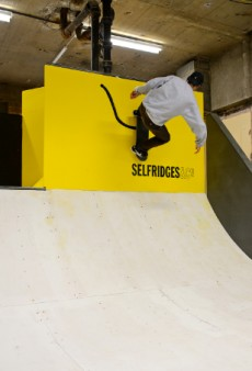 Grab Your Boards and Skate Into Selfridges