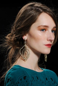 Forget Trends: You Can Wear These Hot-Off-the-Runway Updos All Year Long (Here's How)