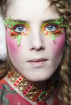 Fall 2014's Wackiest Runway Beauty Looks Are Truly Mind-Expanding